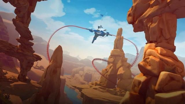 RollerCoaster Tycoon Joyride (PSVR) Review 2