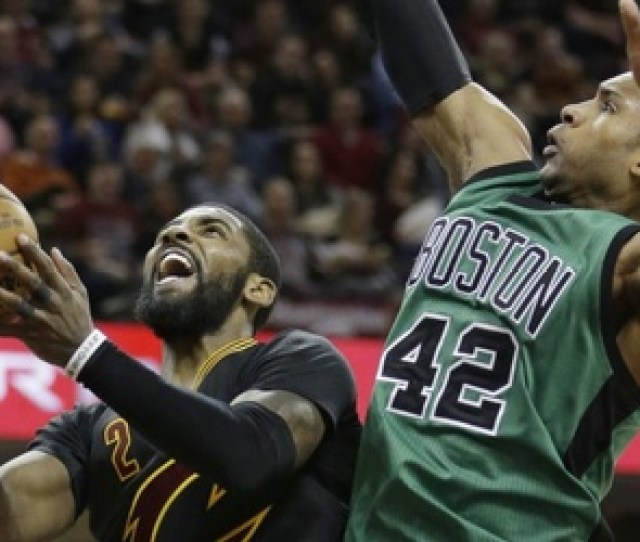 Why Kyrie Irving And Al Horford Will Work So Well Together Boston Com September