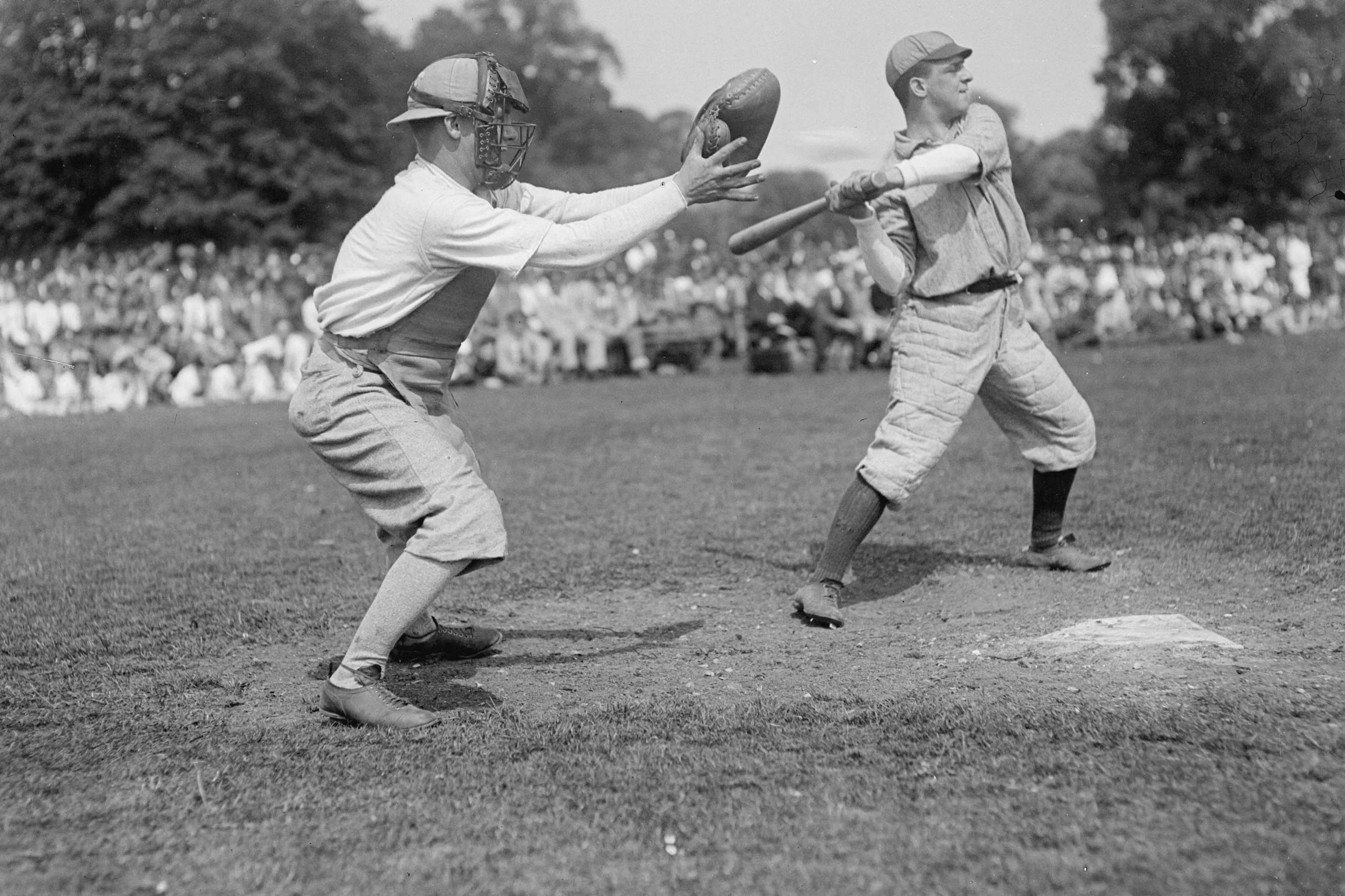 Baseball History Unpacked April 1