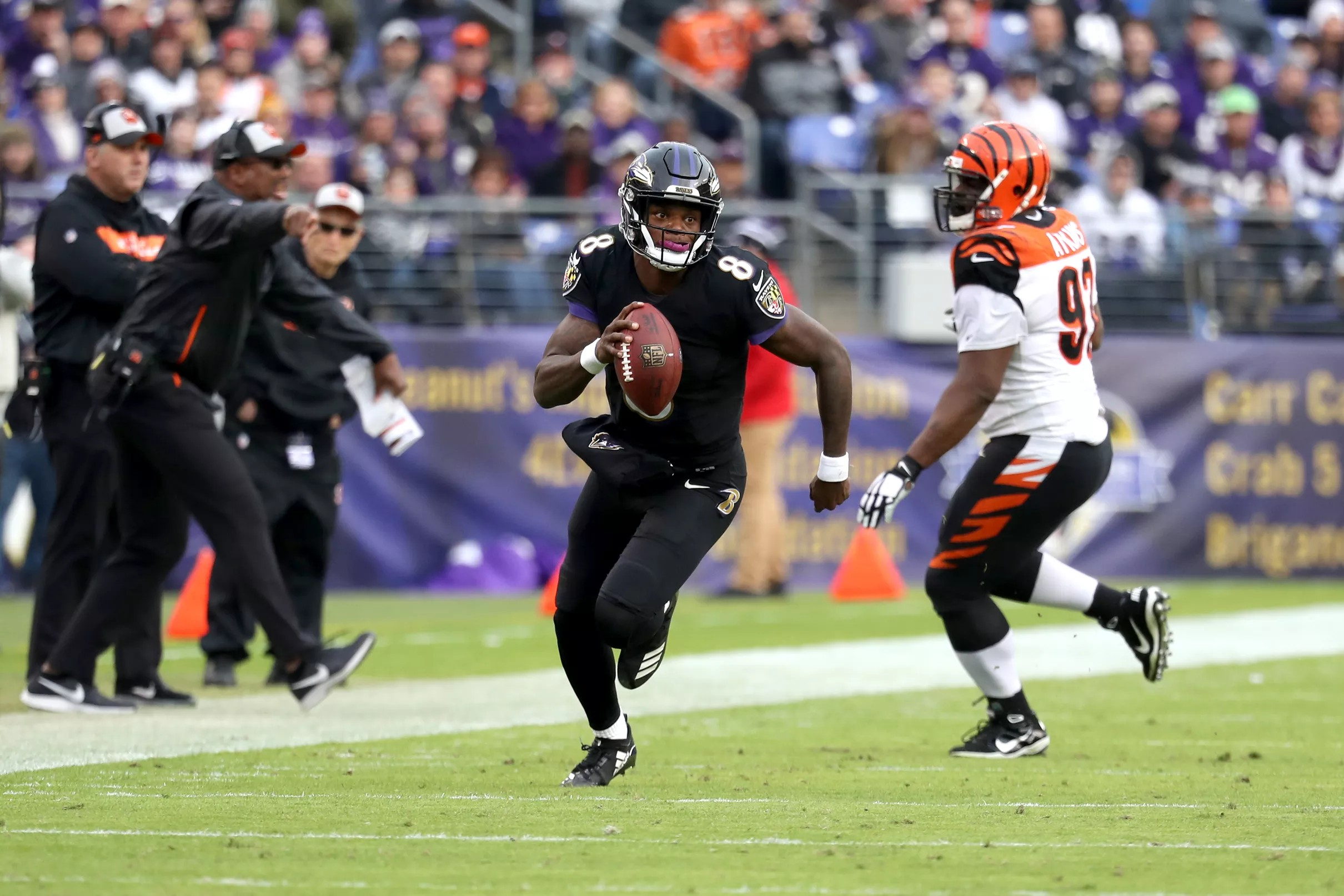 Baltimore Beatdown Game Picks Week 6