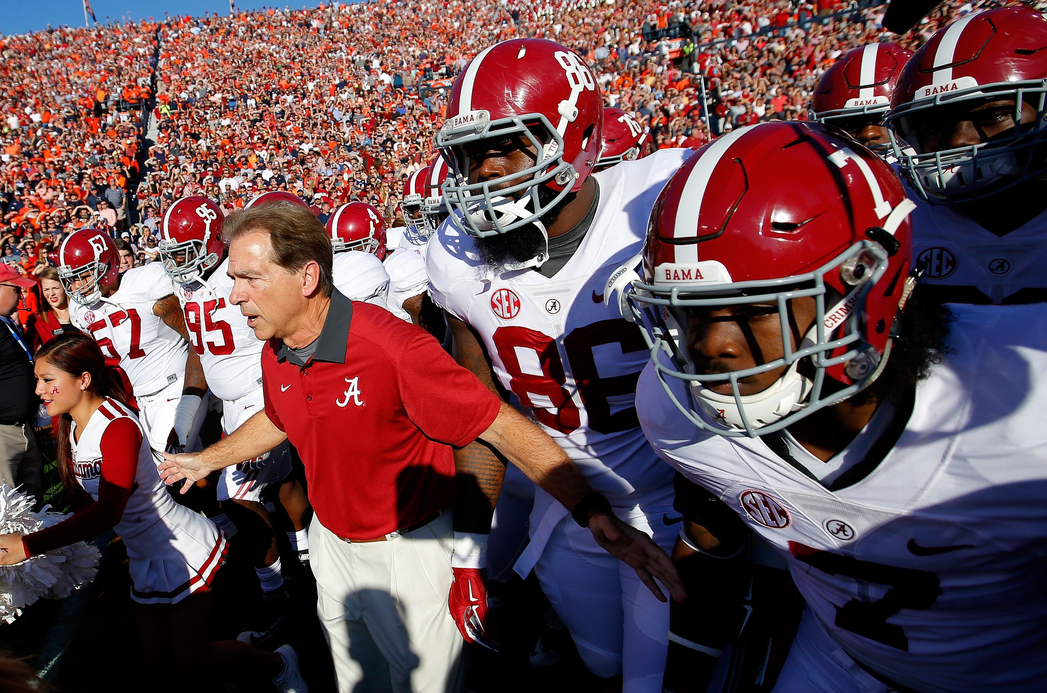 Spain have been football's dominant force for the past 13 years, but with their superiority on the wane, they need to return to their roots. Alabama Football hits the books like they hit their enemies