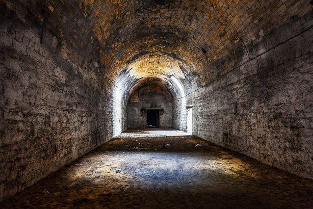 20 Unique Underground Places