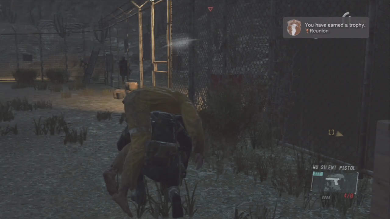 Image result for Ground zeroes rescuing chico
