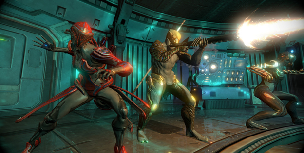 Warframe Hands On Preview For PC Cheat Code Central