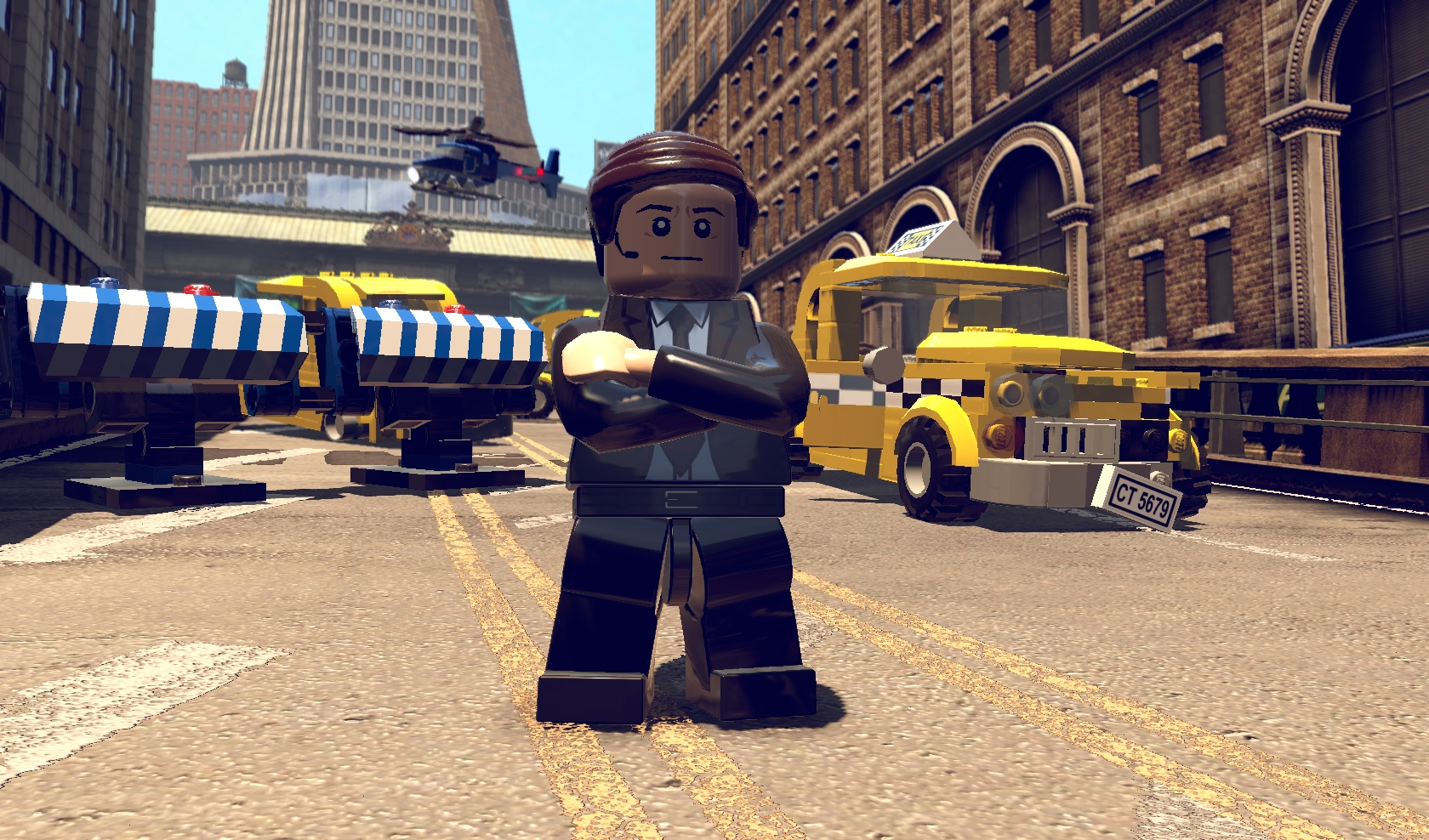 LEGO Marvel Super Heroes Preview For PlayStation 3 PS3