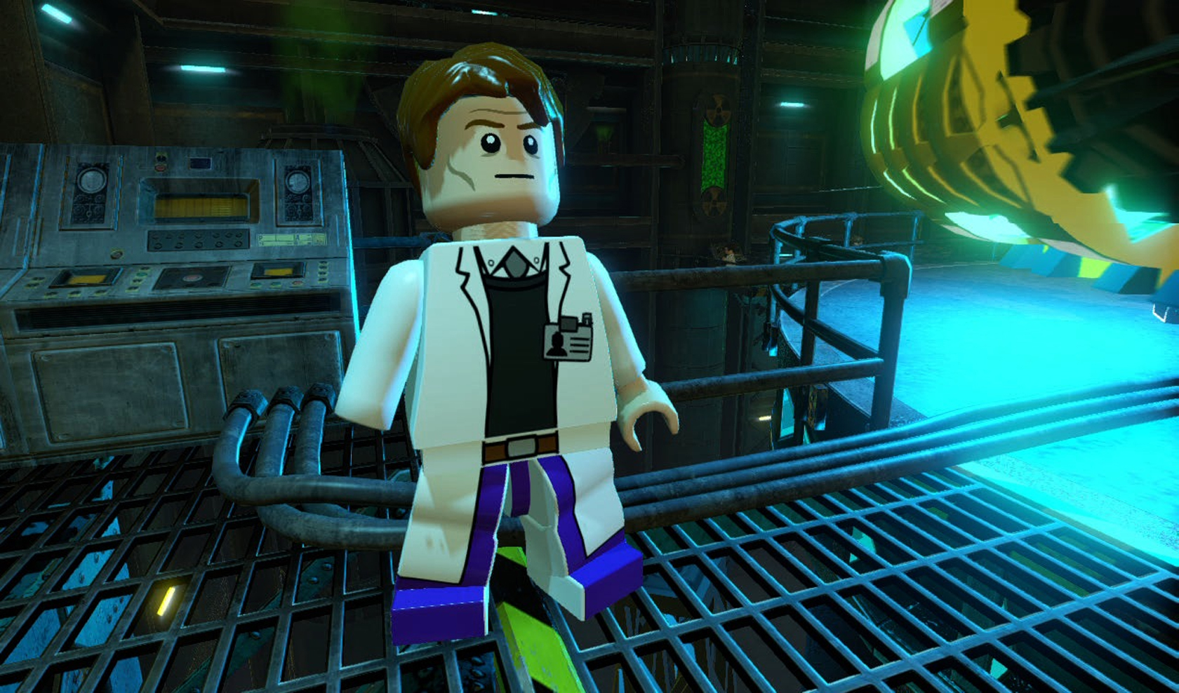 LEGO Marvel Super Heroes Review For PlayStation 3 PS3