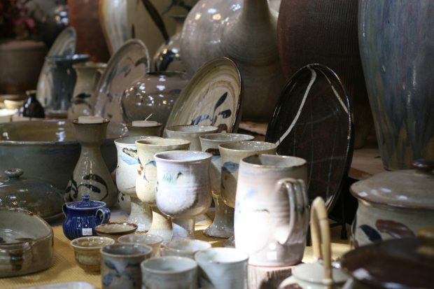 Atelier de Cerâmica Suenaga e Jardineiro