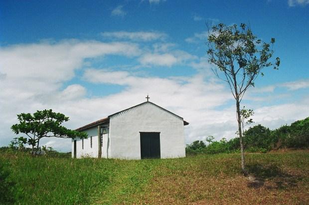 Igreja no núcleo Marujá - Foto: