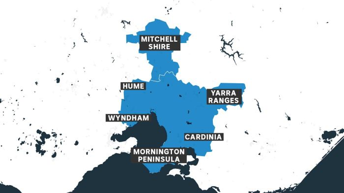 Australia-News English: Where do the metropolitan, regional, rural and remote in Australia refer to? – Australia Chinatown