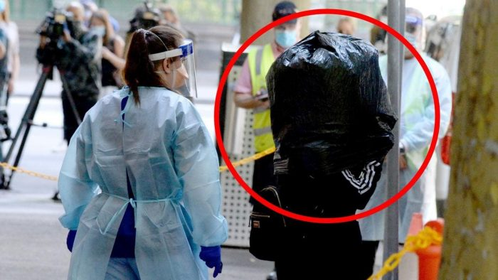 Australia-Flinders Lane Holiday Hotel is flooded with positive quarantine and guests are evacuated with trash bags on their heads-Australia Chinatown | Domestic and foreign current affairs news | Finance and Economics | Education | Real estate investment