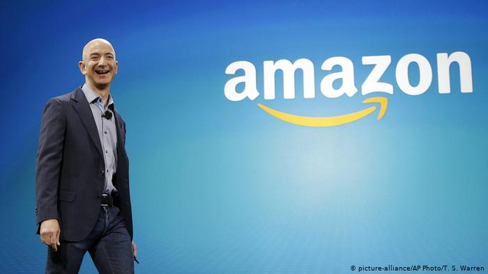 Jeff Bezos Amazon Chef