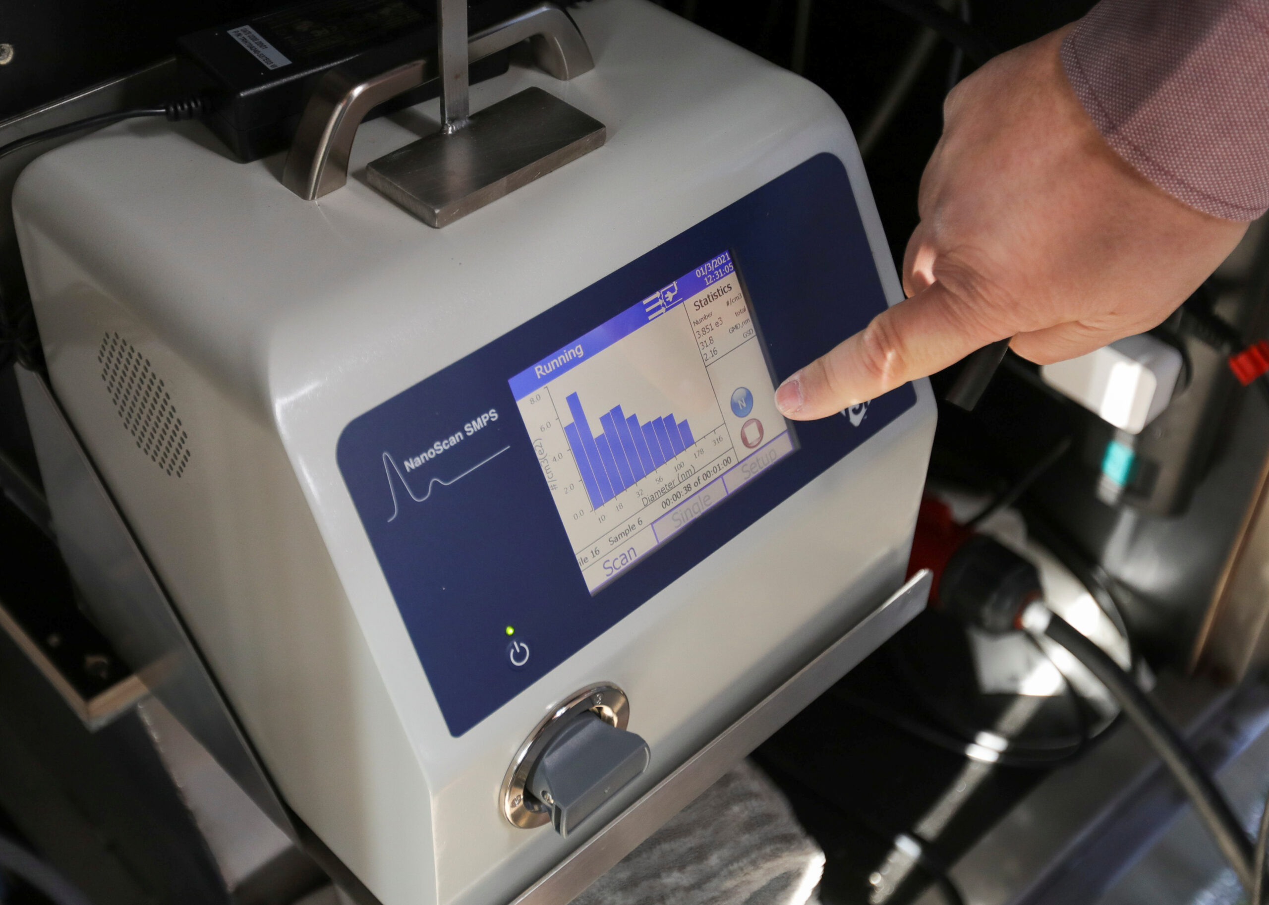 Australia will introduce the British rapid tester to know whether it is infected with the new crown within 20 seconds   Australia Chinatown Australia News