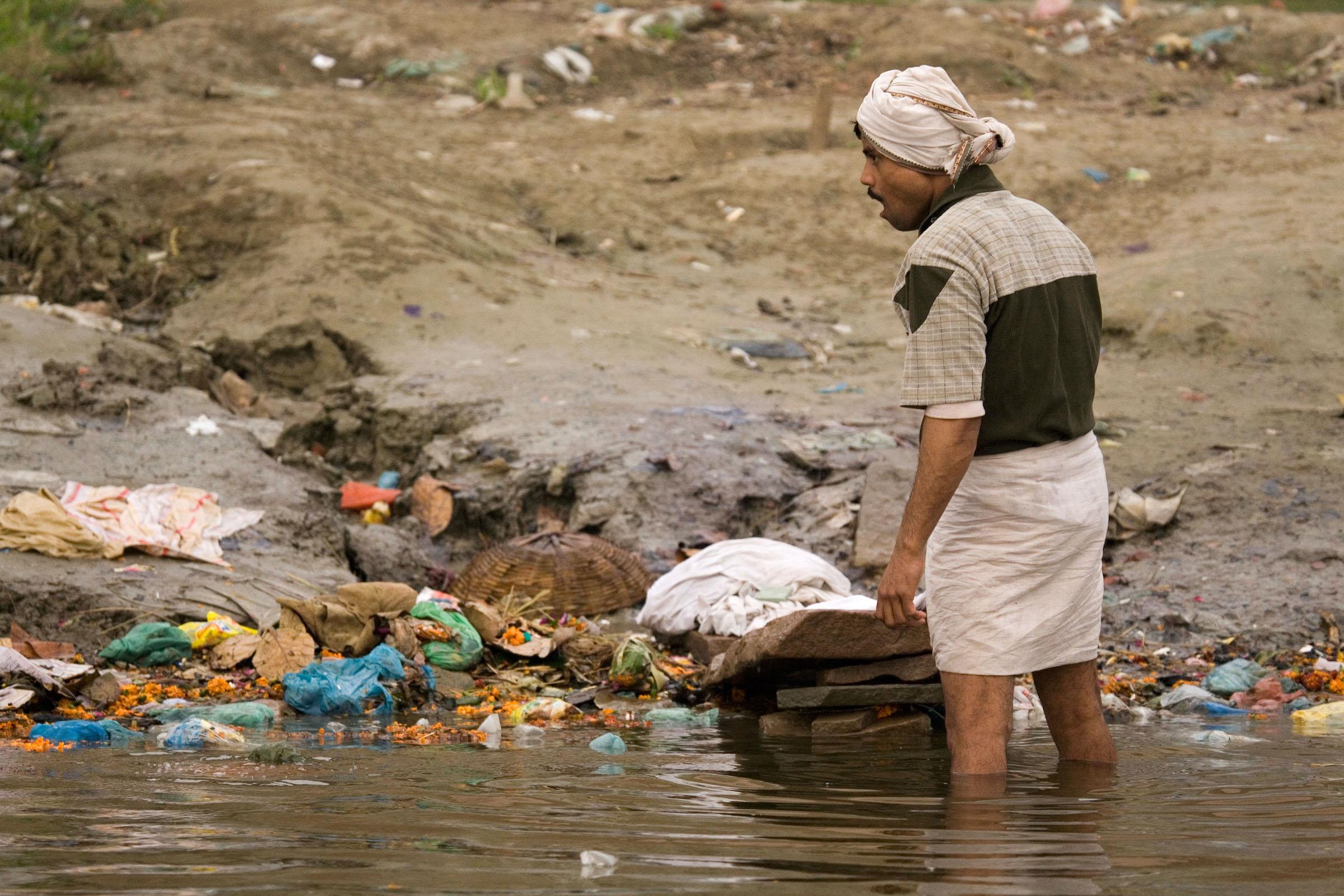印度恒河治理計劃有待商榷 - 中外對話