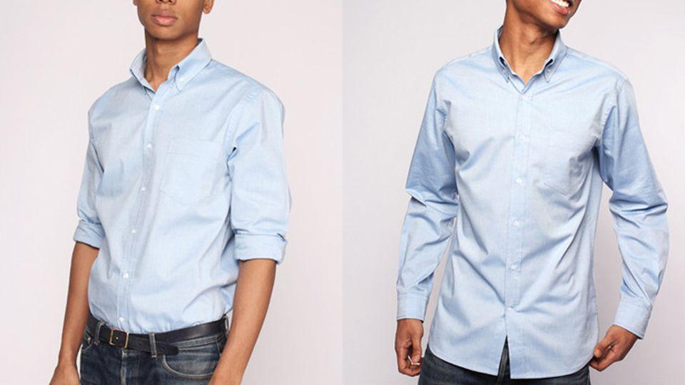 Bu gömleği hiç yıkamadan, 100 gün giyin! - Tam 100 gün boyunca hiç yıkamadan giyebileceğiniz, kokmayan, kirlenmeyen bir gömleğe ne dersiniz?