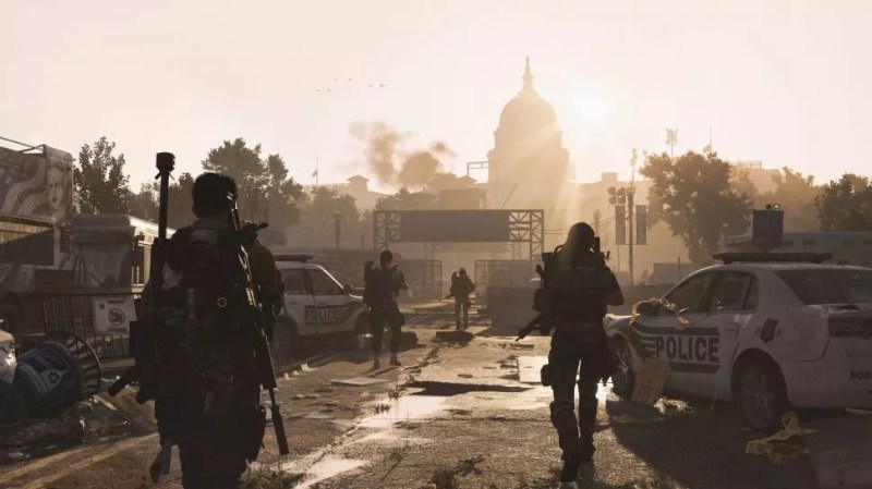 Tom Clancy's Division Epic Games Store'da