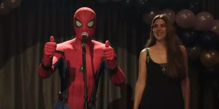 Örümcek Adam Kavgası Sonrasında Çok Sert Açıklama!