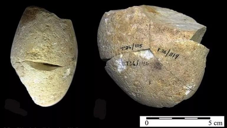 İnsanlığın kullandığı en eski alet bulundu! Tam 350 bin yıllık...