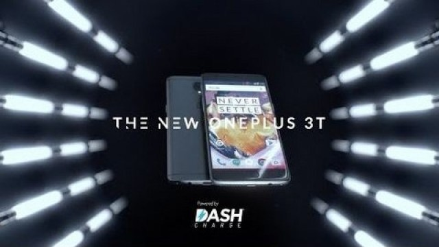 OnePlus 3T'nin tanıtım videosu!