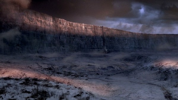 "'Game Of Thrones' Books: ""The Wall"" Set To Become Tourist"