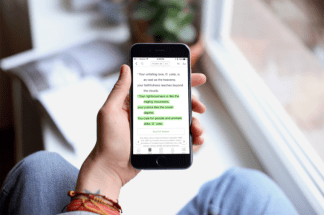 YouVersion Reports Bible Reading Rose 54 Percent During Holy Week This Year