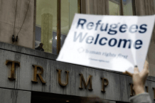 Trump Cuts U.S. Refugee Resettlement Cap to Record Low as 80 Million People Are Displaced Worldwide