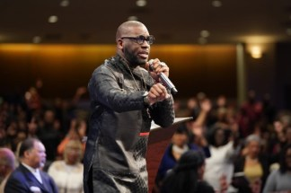 Jamal Bryant on The African American Church's Role in the Coronavirus Pandemic and Beyond