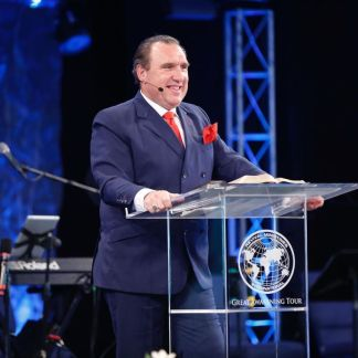 Florida Pastor Rodney Howard-Browne Arrested for Violating 'Safer-at-Home' Order by Holding Church Service