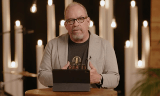 At Online Memorial Service for South Carolina Pastor Darrin Patrick, His Spiritual Mentor Greg Surratt Shares Biblical Ways to Grieve a Friend's Death