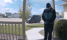 Amazon Delivery Driver Pauses Amid Busy Day to Pray for Baby Boy With Heart Condition in Idaho