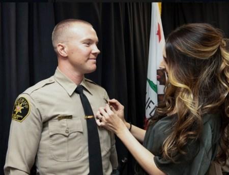 WATCH: California Sheriff's Deputy Shot in Ambush on San Luis Obispo Police Station is Identified
