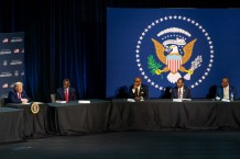 """Five Interesting Things Said During Trump's Roundtable on """"Restoring, Rebuilding, and Renewing"""" Race Relations in America Held at Gateway Church in Dallas"""
