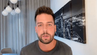 vWATCH: John Crist Returns to Social Media for the First Time in Eight Months After Sexual Misconduct Scandal