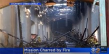Jim Denison on Several Churches Burned Across the U.S. This Weekend: Why Wasn't This National News?
