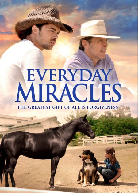 "WATCH: Trailer Released for New Faith-Based Film ""Everyday Miracles"" About Pastor's Son With Miraculous Gifts"