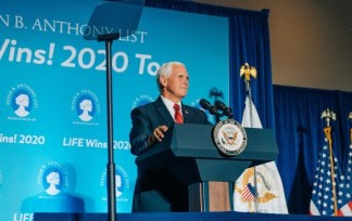 Pence Tells Pro-Life Activists Biden Will 'Trample on Our Most Cherished Liberties' if Elected President