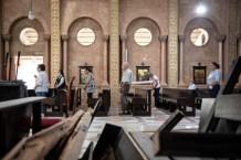 Christians battling land-grabbers in Beirut after explosion leaves 300K families displaced
