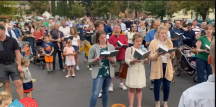 "Idaho Police Arrest Three People for Participating in ""Psalm Sing"" Outdoor Event Without Face Masks"