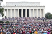 Americans Gather in Nation's Capital on Day of Prayer and Repentance