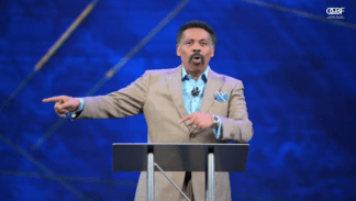 Tony Evans Urges Christian Voters Value 'Pre-Born Life and Post-Born Life' and 'View All of Life in Terms of the Image of God'
