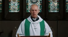 Archbishop of Canterbury Justin Welby Warns Christians Against 'Treating Church as Politics'