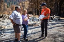 Wildfire Victims Find Hope in God as Homes Burn Amid Record-Setting 2020 Fires