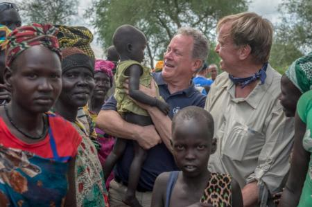 World Food Program Director Says 2021 Could See 'Famines of Biblical Proportions'