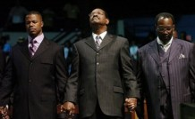 COGIC, AME, and Other Black Holiness Denominations Participate in U.S. Election for the First Time