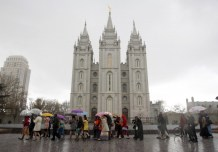 Mormon Church Announces Plan to Resume In-Person Services
