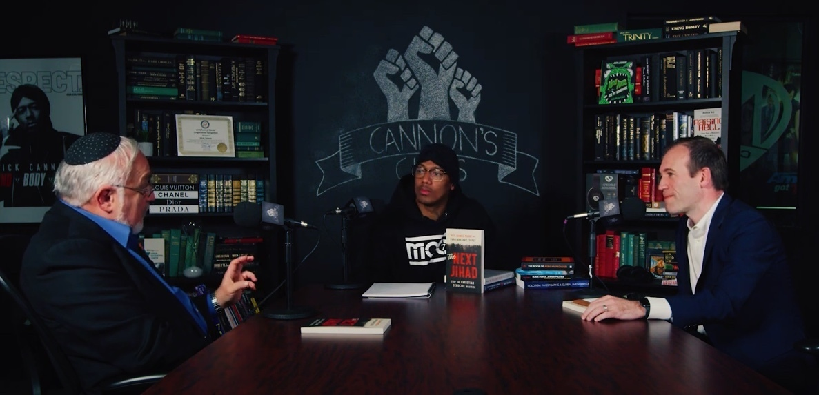 'The Next Jihad' authors talk religion, Christian persecution in Nigeria with Nick Cannon