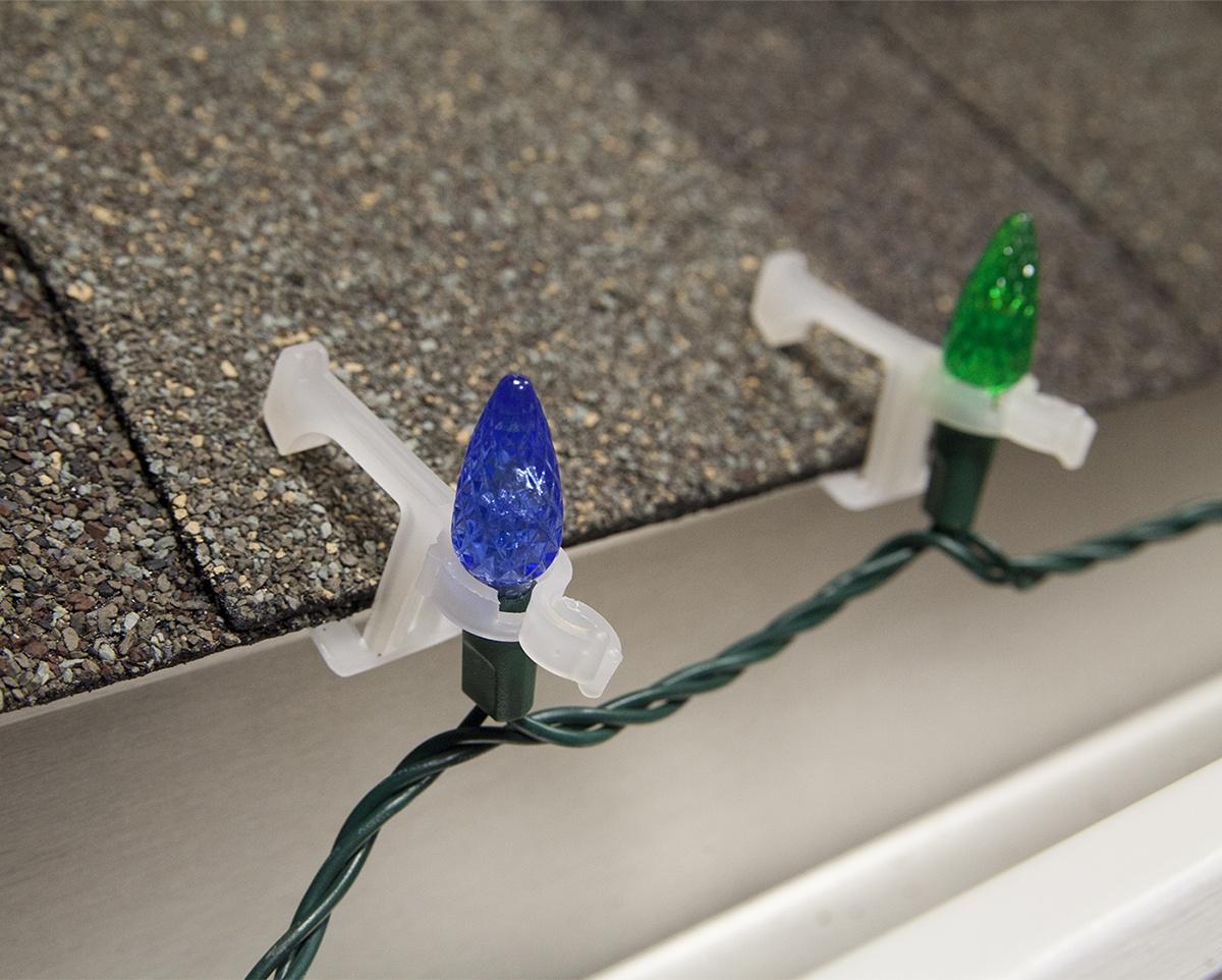 christmas light clips guide