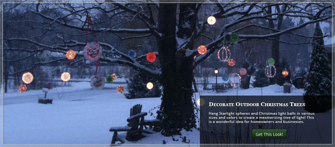 Christmas Lights Outdoor Led