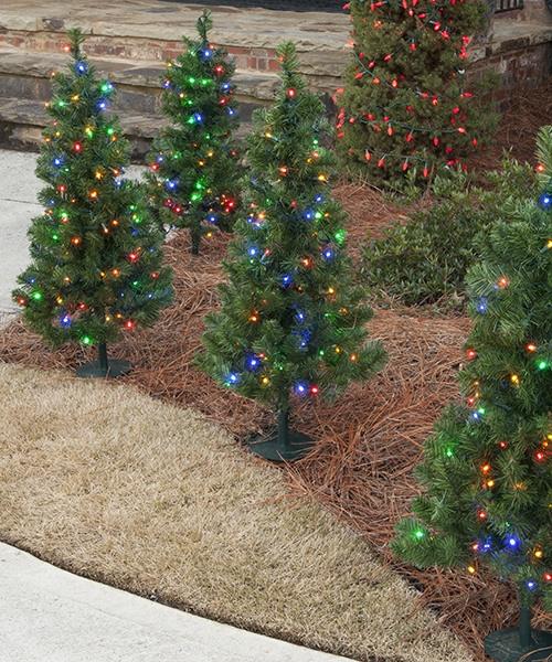 C7 Color Change Multicolor Led Christmas Light Bulbs