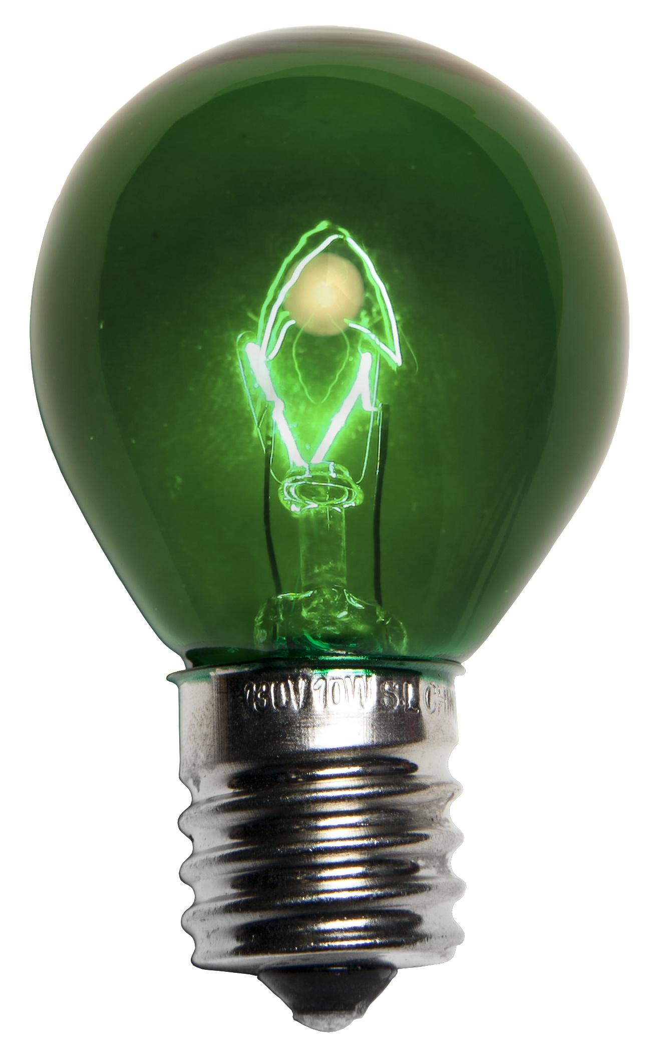 Led Bulb String Lights