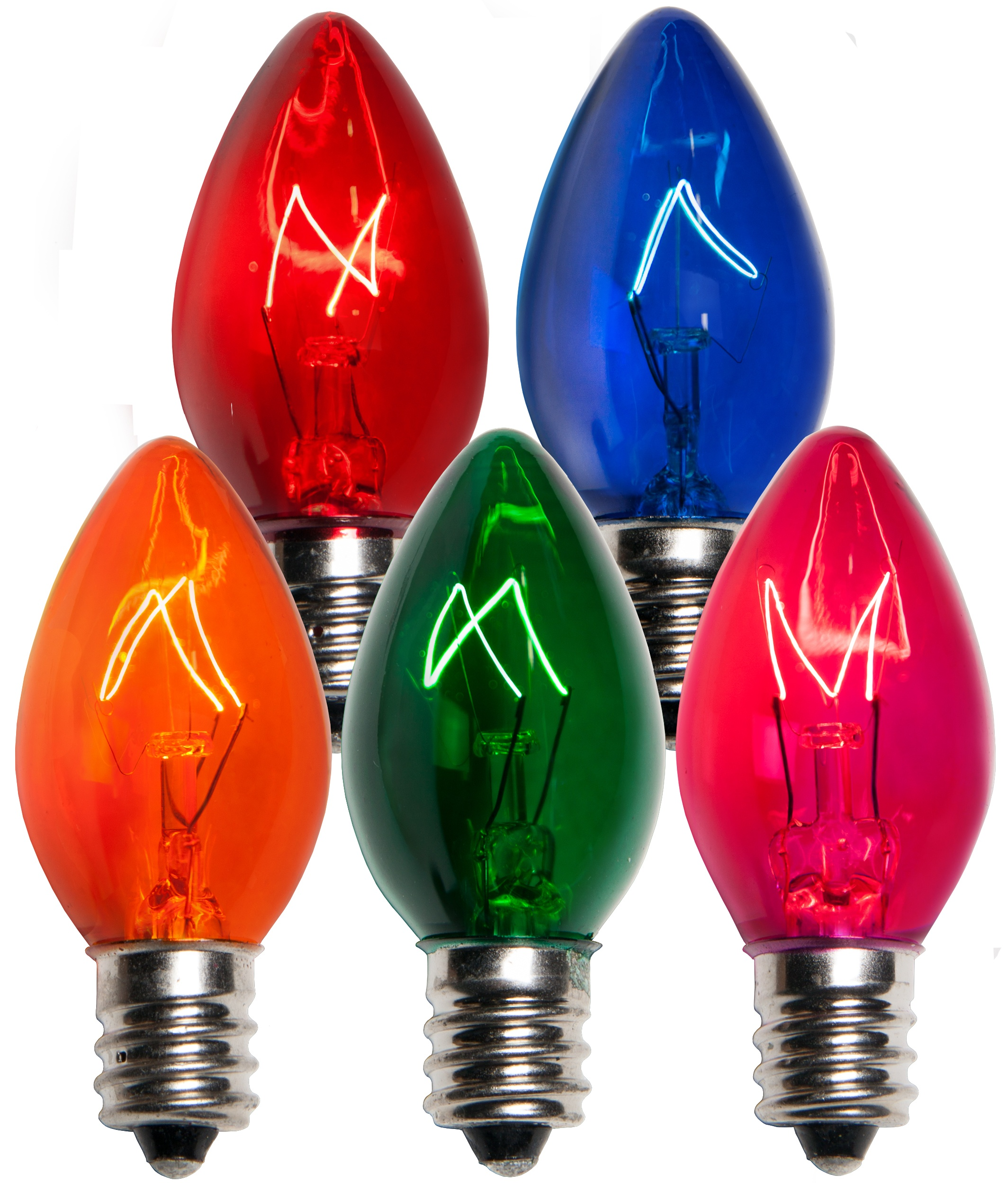 Led Christmas Light Bulbs